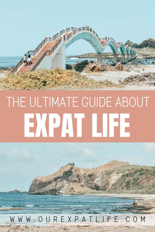 Pin guide expat life