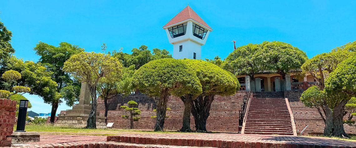 Fort Zeelandia Anping Old Fort Tainan