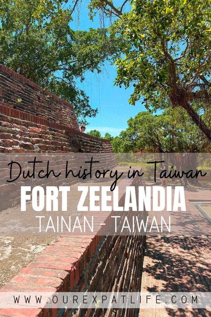 Pin terest Pin Fort Zeelandia