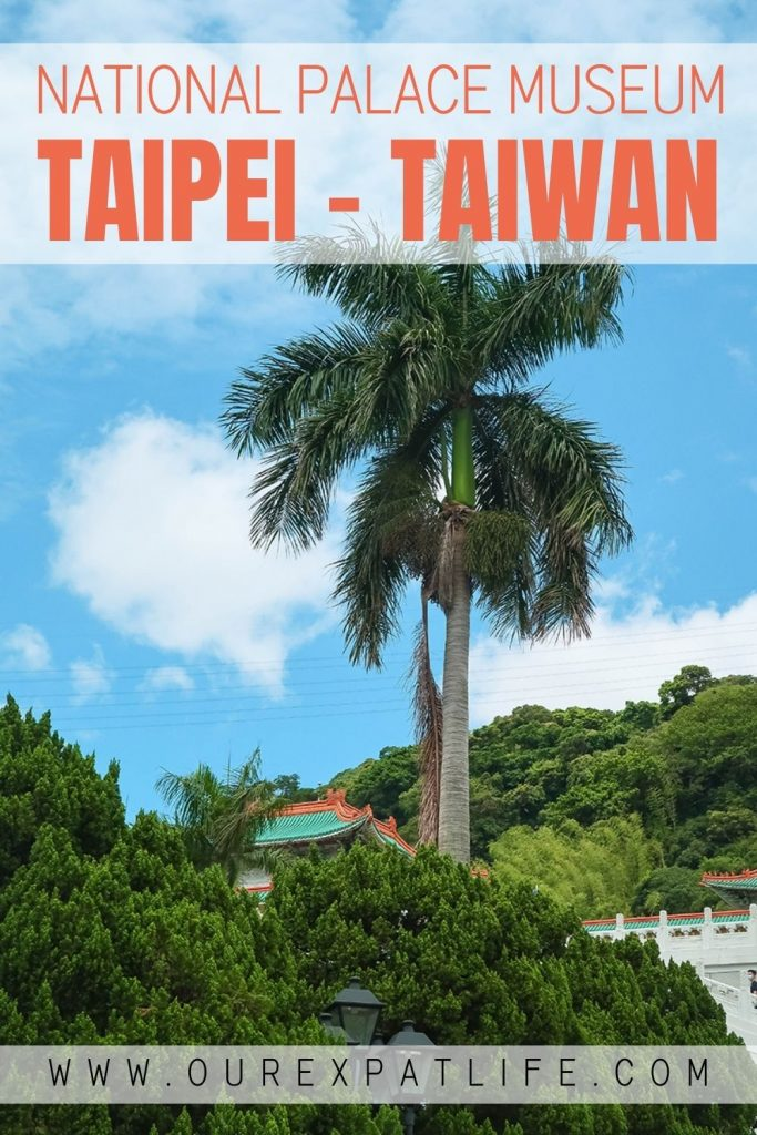Taipei National Palace museum