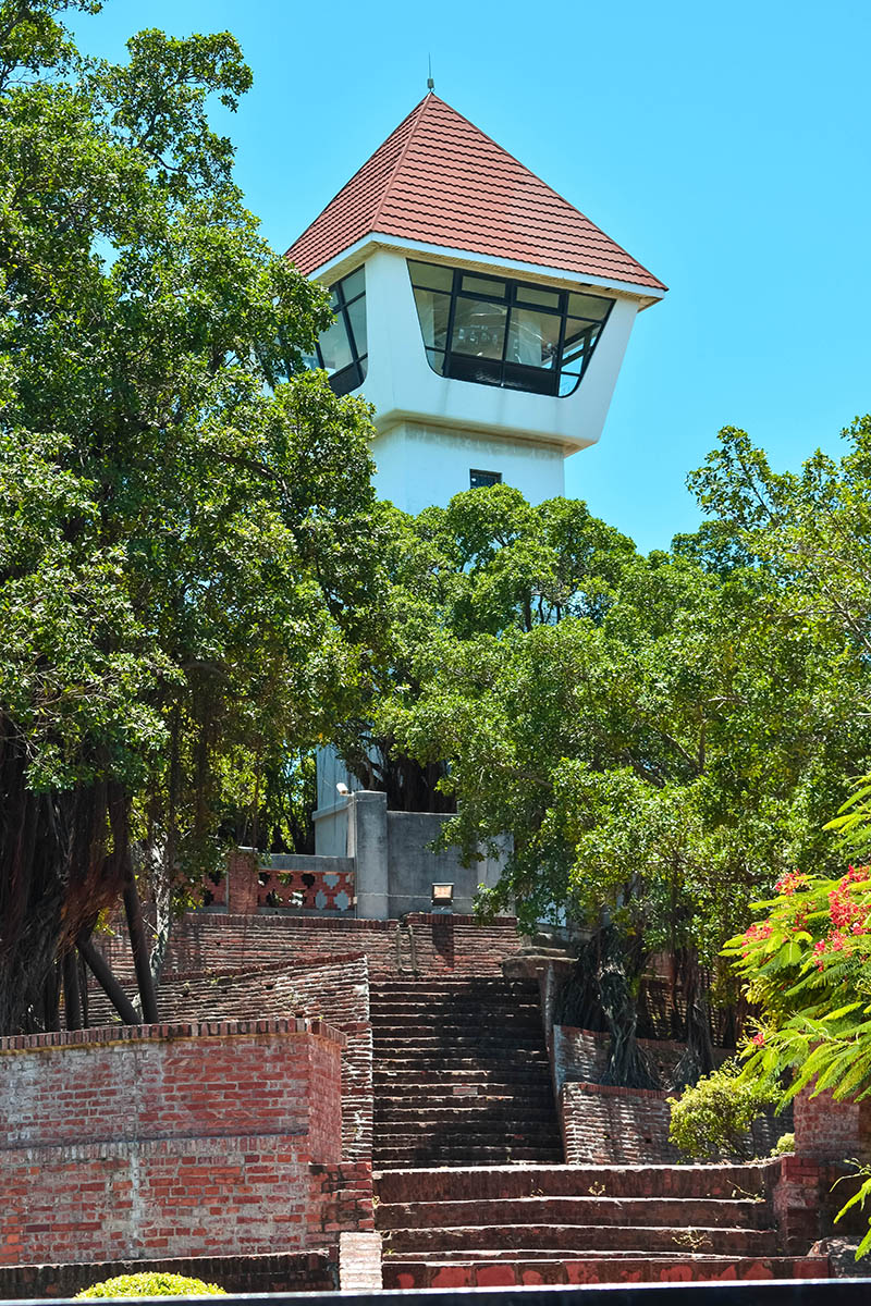 Anping Watchtower Tainan Taiwan