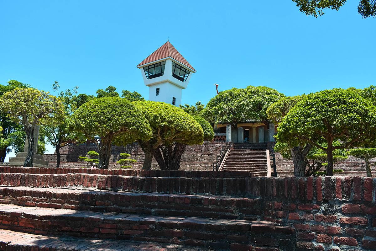 Fort Zeelandia Tainan Taiwan