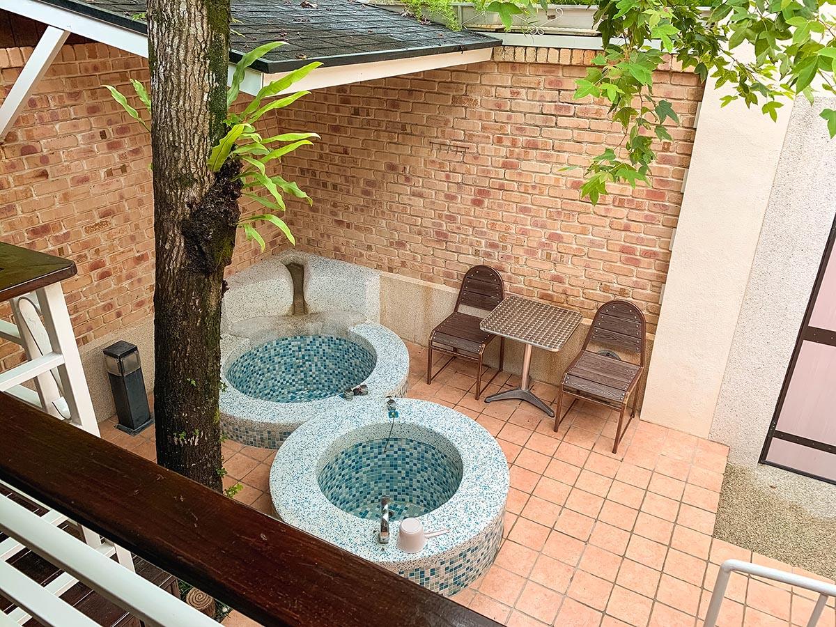 Private Pools Kings Garden Villa Hotel Taiwan