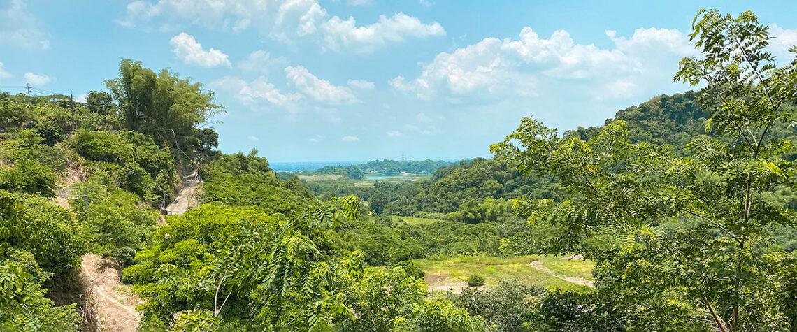 View Baihe District Taiwan